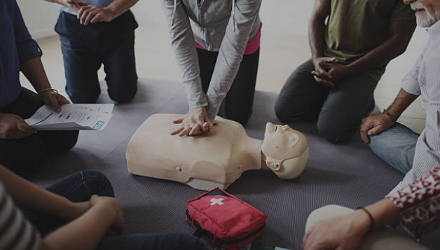 Online CPR Certification - CPR Select